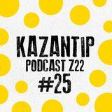 Kazantip Podcast #25 — Greenbeam & Leon