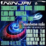 Podcast for Soundwave Radio rocking the World 24/7 >>> mixed by Ninjai 18.6.2016