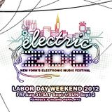 JayTech - Live at Electric Zoo NYC - 31.08.2012