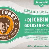 Get Fonky Radio Show pt.23 with Dj Ich Bin