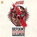 Chrono & Repix & Zyklon @ Defqon.1 Festival 2015