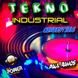 TEKNO INDUSTRIAL COMBUSTIBLE DJ POWER