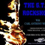 The G.T.R. Rockshow with Carl Anthony Wright - 10th April 2015