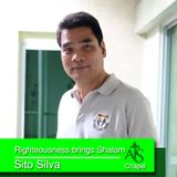Righteousness brings Shalom - Sito Silva