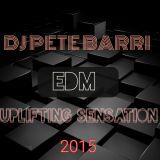 EDM  UPLIFTING SENSATION 2015 - DJ PETE BARRI