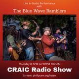 "Blue Wave Ramblers ""Music Makers"" Interview - September 12, 2019"