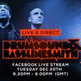 Drumsound & Bassline Smith - Live & Direct #17 [20-12-16)