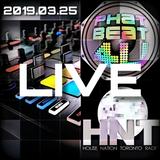 House Nation Toronto - Phat Beat 4U Live Radio Show 2019.03.25 12-2 PM EST US & CA, 17:00-19:00 GMT