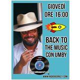 Radio Agorà 21 - Back to the Music - Puntata del 08.11.2018