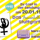 FemFM 20/01/19 Frauenkollektiv Stuttgart