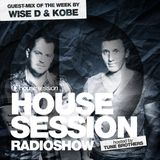 Housesession Radioshow #1064 feat. Wise D & Kobe