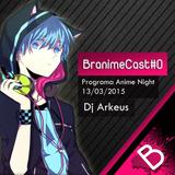 BranimeCast#0 - Programa Anime Night ( 13-03-2015 )