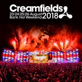 ROAD 2 CREAMFIELDS 2018