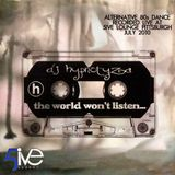 DJ Hypnotyza - The World Won't Listen (Indie/Alt/New Wave 2010 - Live at 5ive Lounge Pittsburgh)