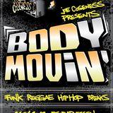 Body Movin' Promo Mix April