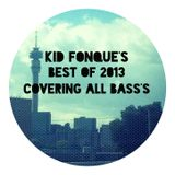 Best Of 2013 - Covering All Bass's