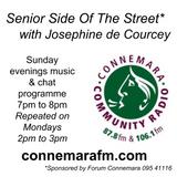 Connemara Community Radio - 'Senior Side Of The Street' with Josephine de Courcey - 19nov2017