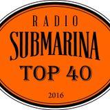 TOP 40 Radio Submarina - Positions 40-31
