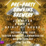 Jënnifer's 30 minute mini mix for House of Disco - Recorded LIVE @ Dawkin's Brewery!