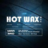 Giovani @ Hot Wax -Vinyl Session.