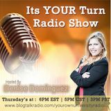 It's YOUR Turn Radio Show-Elizabeth Stephenson