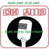 Radio 1983 by Tapani Ripatti 15.02.1983