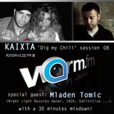 Kaixta-Dig My Chili @Warm FM guest Mladen Tomic