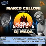 SUNSET EMOTIONS 119.4 - X-Mas Ed. (23/12/2014) - Special Guest Dj MADA
