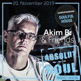 Absolut Soul Show /// 20.11.2019 on SOULPOWERfm