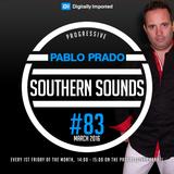 Pablo Prado - Southern Sounds 083 (March 2016) DI.FM