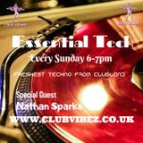 Essential Tech 15-10-17  Guest mix Nathan Sparks www.clubvibez.co.uk