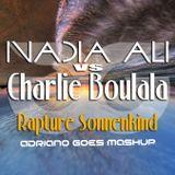 Nadia Ali vs Charlie Boulala - Rapture Sonnenkind (AG Mashup)