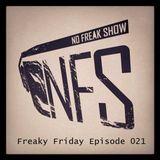 Freaky Friday Episode 021 - SANE