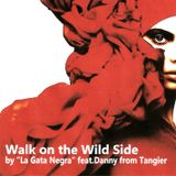 """Walk On The Wild Side"" by La Gata Negra feat.Danny from Tangier (ChillBluesRockDubCrazyShit)"