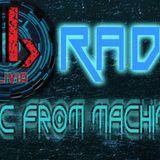 """db"" RADIO - Combichrist/AndOne/DeadCanDance/VelvetAcidChrist"