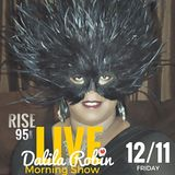 The Dalila Robin Morning Show 15-1211