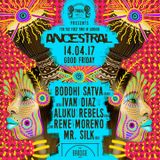 Tribal Soul presents Ancestral (14th April 2017 London) Promo mix by Aluku Rebels