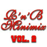 R'n'B Minimix Vol. 2  mixed by Nagyember