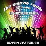 The Source Radio Edwin Rutgers 24-11-2015