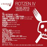 Cannibal Cooking Club (Live PA) @ Rotzen IV - Club e-lectribe Kassel - 18.05.2013