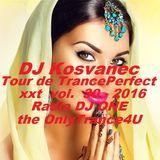 DJ Kosvanec (CZ) - Tour de TrancePerfect xxt vol.30-2016 (Uplifting Mix)