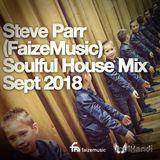 FaizeMusic MixShow Sept 2018