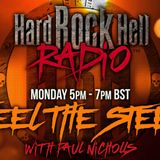 Hard Rock Hell Radio , Feel The Steel Sept 4th NEW Madmans Lullaby , Bob Kulick , Java and more!
