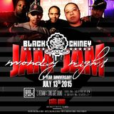 BLACK CHINEY SOUND LIVE AT JAM JAM 9 Year Anniversary Dance IN SEATTLE July 13th 2015