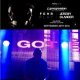 Opening set for PRYDA FRIENDS Tour - Jeremy Olander and Fehr Play, Foundation, Seattle, 9-28-13