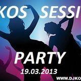 KOKOS SESSION PARTY 19.03.2013 (mixed by DJ KOKOS) www.djkokos.com.pl