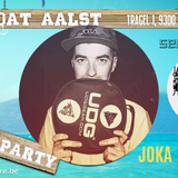 JOKA live set at WAR HOUSE - The Lounge Boat Aalst 01.06.19'