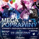 Club Magic - Mega Poprawiny (09.08.2014)
