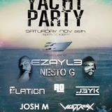 J3YK live 11/25/2017 MidKnight Energy Yacht Party