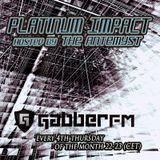 The Antemyst - Platinum Impact 51 (Gabber.fm) 25-07-2013